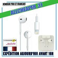 ECOUTEUR LIGHTNING GENERIQUE IPHONE 7 7+ 8 8+ X XS XS MAX 11 11 PRO 11 PRO MAX