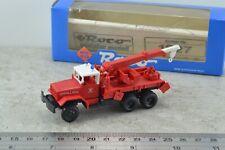 ROCO 1327 GMC Crane Wrecker / Tow Truck HO Scale 1:87