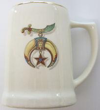 Vintage 1964 TEXAS Shrine Association - Moslah Temple Fort Worth, TEXAS Ceramic