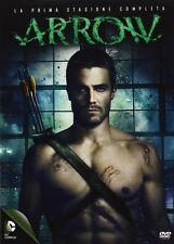 ARROW - LA PRIMA STAGIONE COMPLETA (5 DVD)  SIGILLATO