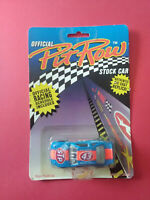 PIT ROW - NASCAR RACING - STOCK CAR - RICHARD PETTY - 1991 - DIE CAST - R 5574