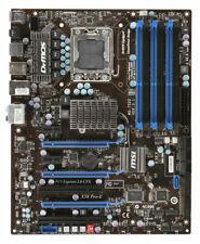 MSI X58 Pro-E MS-7522 Intel X58 Mainboard ATX Sockel LGA 1366