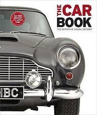 NEW The Car Book : The Definitive Visual History Dk Hardcover Book