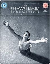 Shawshank Redemption (Ltd Steelbook) (UK IMPORT) BLU-RAY NEW
