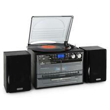 Auna TC-386 Mini Chaîne HiFi CD USB Platine Stereo