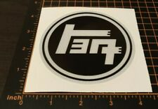 TEQ blk Racing toyota TRD celica mr2 supra frs brz reflective stickers decal US