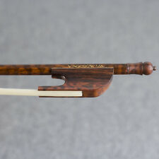 Snakewood Baroque Cello Bow Snake Wood  Easier Control Well Balanced Sweet Tone