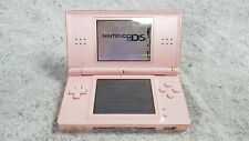 With Minor Screen Flaws Nintendo DS Lite Pink Console ONLY Grade B