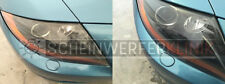 BMW Z3 Z4 Z8 Scheinwerfer Aufbereitung Polieren REPARATUR Instandsetzung L+R