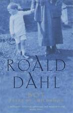 Boy: Tales of Childhood by Roald Dahl (Paperback, 1986)
