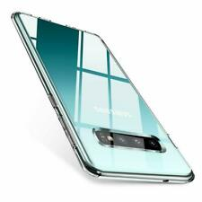 AINOPE Samsung Galaxy S10 Plus Case, Crystal Clear [Ultra Thin] [Anti-Yellow] S1