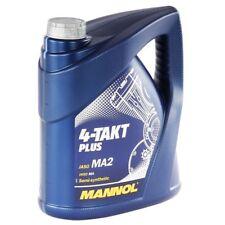 MANNOL SAE 10W-40 4-Takt Plus Motorradöl - 4 Liter