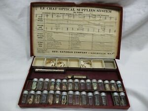 Vintage Eyeglasses Repair Kit-Gold Filled Bridges-Screws-Nose Pads-Glasses Parts