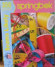 SEAMS LIKELY SPRINGBOK - Complete - LARGE PIECES PUZZLE