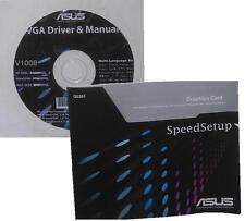 original Asus Treiber CD DVD V1008 GT520 silent NEU driver manual Grafikkarten