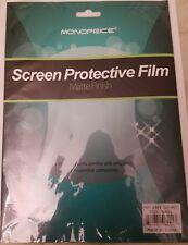 Monoprice Matte Protective Screen Film for Motorola Xoom