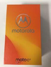 BRAND NEW Sealed In Box Motorola E5 Play T-Mobile Smart Phone