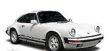 Porsche 911 930 or 912 Carrera stripe decal 3M all 911 66-96