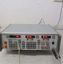 Maury Microwave MT 2075C Noise Gain Analyzer 10 - 2000MHz