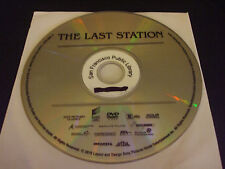 The Last Station (DVD, 209)
