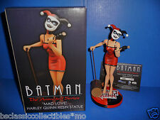 Batman The Animated Series Harley Quinn Mad Love LE Statue Diamond Select Toys