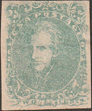 Confederate CSA #3 Three Cent Stamp