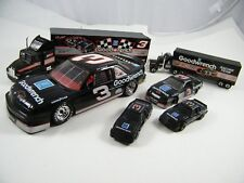 DALE EARNHARDT ~ GOODWRENCH RACING #3 ~ TRANSPORTERS AND CARS