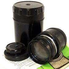 ☑JUPITER-9 2/85 ☭Soviet Portrait Lens M39 Rangefinder Camera Zenit Pentax KIT