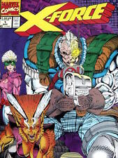 X-FORCE n°1 1991  ed. Marvel Comics  [G.219]