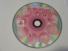 Barbie: Gotta Have Games (Sony PlayStation 1, 2003) Disc Only