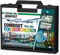 JBL Aquarium Water Test CombiSet Testing Kit Master Combi Set Freshwater Case