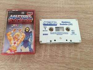 MC EUROPA He-Man Masters of the Universe Folge 28 *Skeletors Roulette*~ 1A Top*