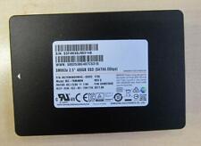 "2x 480 GB Samsung SM863a  MZ-7KM480HMHQ Enterprise SATA  SSD 2,5"" intern"
