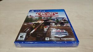 MX vs ATV All Out 2020 Pro Nationals Edition (Playstation 4) Sony PS4 New Sealed