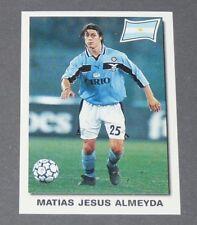 86 ALMEYDA LAZIO LAZIALE CALCIO ARGENTINA PANINI SUPER FOOTBALL 99 1998-1999