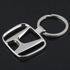 Honda Metal car styling key ring key chain Key-chain fob holder car accessories