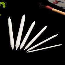 Sketch White Blending Pen Drawing Tool Tortillon Art Drawing Pen Drawing Pen