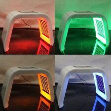 4 Colors LED Photon Acne Therapy PDT Light Lamp Skin Rejuvenation Beauty Machine