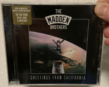 Greetings from California by the Madden Brothers 2014 Import New Good Charlotte