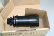 Navitar Machine Vision ZOOM 7010 8.5-90 mm manual macro zoom lense