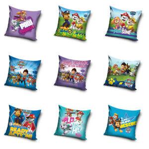 PAW Patrol Nickelodeon Kissen Dekokissen Zierkissen 40 cm x 40 cm