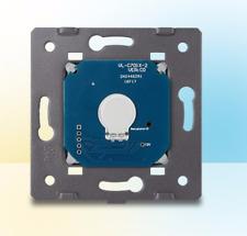 Livolo ЕС стандартный 1 Gang 1 способ включения/выключения настенный выключатель света без панели
