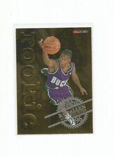 1996-97 NBA HOOPS GOLD EMBOSSED RAY ALLEN #2 ROOKIE MILWAUKEE BUCKS NM-MINT!!!