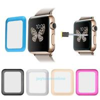 Tempered Glass Screen Protector Full Coverage for Apple Watch  #JT1