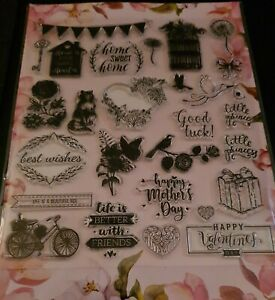 Something For All Occasions 2  Clear Stamps