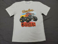 Rare 1991 Carolina Crusher Monster Jam Truck T Shirt Rare TNT Motorsports Org