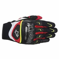 Atmungsaktive Alpinestars Motorrad-Handschuhe