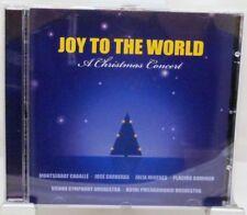 Joy to the World + CD + Weihnachten + A Christmas Concert + Weihnachtskonzert +