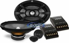 "New! RE Audio XXX6.9C 6"" x 9"" Inches 2-Way Car Audio Component Speakers System"