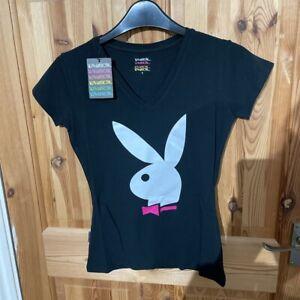Playboy T Shirt Size 6